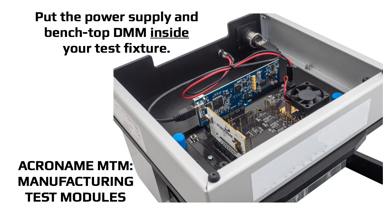 Small form factor functional testing