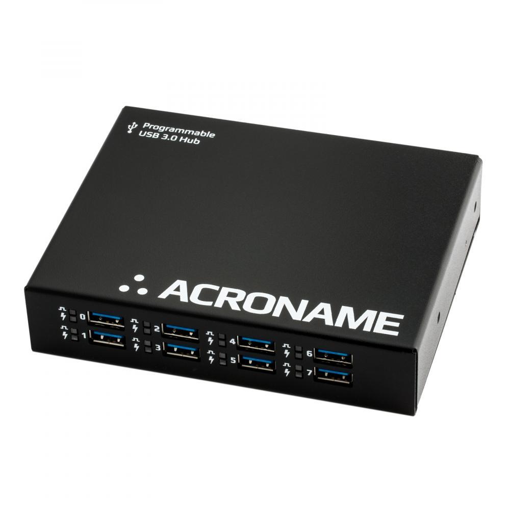 Acroname Programmable Industrial USB 3.0 Hub (8 Ports)
