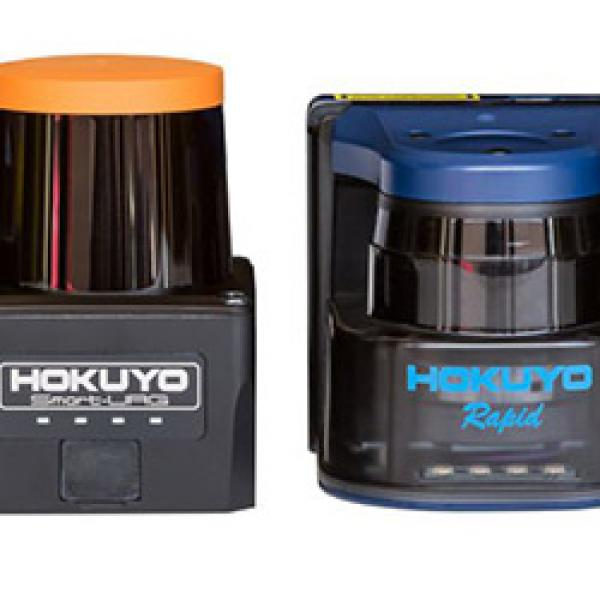 Hokuyo Laser Range Finder Comparison