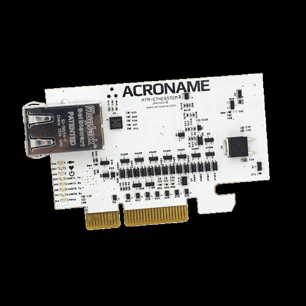 MTM-EtherStem: Ethernet Microcontroller Module