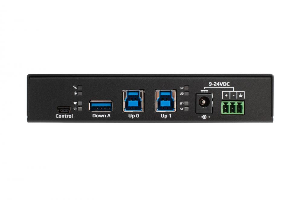 Acroname Programmable Industrial USB 3.2 Gen1 Hub (8 Ports)
