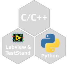 Acroname BrainStem LabVIEW API