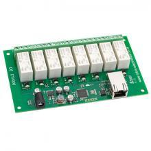 Devantech ETH008 Ethernet - 8 x 16A relay module