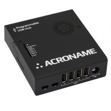 Programmable USB Hub with 4 charge ports