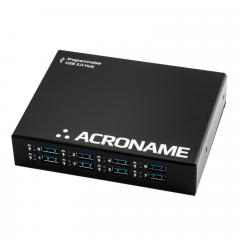 Acroname Programmable Industrial USB 3.0 Hub (8 Charge Ports)