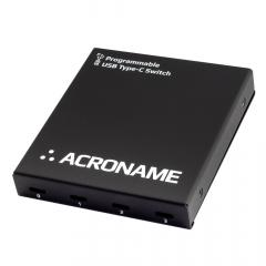 Acroname Programmable Industrial 4-port USB-C Switch