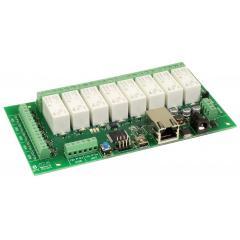 Devantech dS378 8 x 16A Ethernet Relay Board