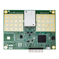 OmniPreSense OPS243-A Doppler Radar