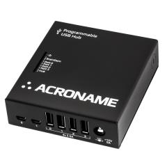 4 Port Programmable USB Hub with Individual Port Control
