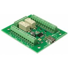 Devantech USB-RLY82 - 2 Channel USB Relay