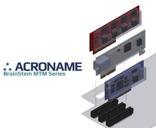 Acroname BrainSTem MTM Series